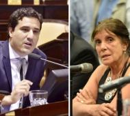 """Diputado Abad contestó a la senadora García: """"Es irresponsable decir que la Provincia está ahorrando dinero en salud"""""""