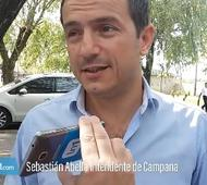 Sebastián Abella dialogó con La Noticia 1.