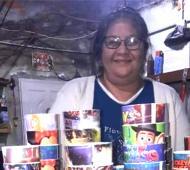 Cristina Roldán tiene 50 años y es de barrio Churruca.
