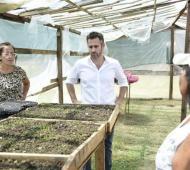 """En """"El Campito"""" dmás de 200 trabajadores ofrecen sus productos."""