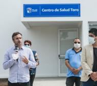 """Achával inauguró el Centro de Salud Toro: """"Esto le pertenece al pueblo de Derqui"""""""
