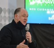 Adrián Jouglard es secretario de Gobierno municipal