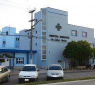 Hospital de Mar de Ajó.