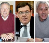 Alessandro, Montenegro y Cagliardi también tomaron medidas para reducir sus sueldos.