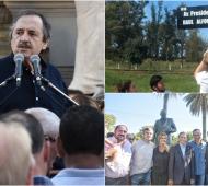 Múltiples homenajes a Raúl Alfonsín a 10 años de su fallecimiento
