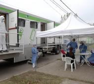 El barrio Don Orione se compone de 56 manzanas y 43 mil habitantes