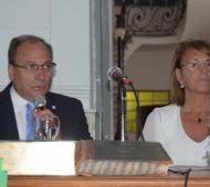 Ramón José Capra y Silvia Cappelletti