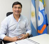 El diputado Pablo Ansaloni