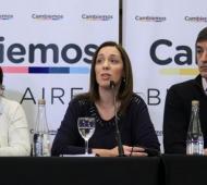 Denuncias por aportes truchos a las campaña de 2017. Foto: Prensa