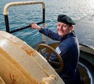Murió el hermano de Eliana Krawczyk, la única mujer a bordo del ARA San Juan