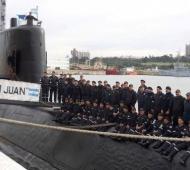 El ARA San Juan realizaba tareas de espionaje.