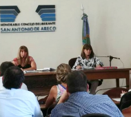Finalmente el Concejo de San Antonio de Areco eligió a sus autoridades