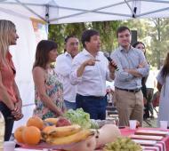 Daniel Arroyo sigue recorriendo los municipios bonaerenses