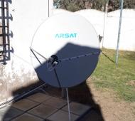 Adolfo Alsina: Pequeñas localidades de Gascón y Colonia Lapin ya cuentan con Acceso a Internet Satelital