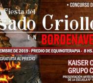 Puán: Inscripción para concurso de asadores en el marco de la Fiesta del Asado Criollo en Bordenave