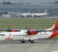 El modelo ATR-72-600, de 72 asientos, será uno de los que utilizará.