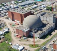 Zárate: Atucha II seguirá parada hasta el 7 de agosto y desmintió posible contaminación
