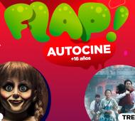 Vuelve el autocine a La Plata en el marco del festival FLAP! en la República de los Niños