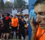 La increíble respuesta de Sarmiento tras las agresiones.