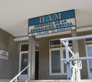 El conglomerado del Hospital de la Asociación Médica, el Hospital Penna y el Hospital Municipal, registró 26 casos