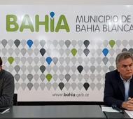 Pablo Acrogliano y Héctor Gay en Conferencia