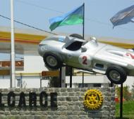 Balcarce celebra la 28ª Fiesta Nacional del Automovilismo.