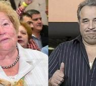Video: Así detuvieron a la madre del sindicalista Marcelo Balcedo