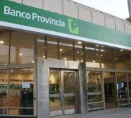 El Banco Provincia asiste a los afectados por la inundación.
