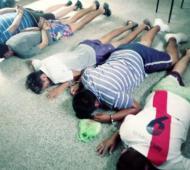La Policía desarticulo una banda delictiva en Lanús. Foto: Prensa