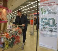 Supermiércoles de Banco Provincia este 19 y 26 de junio con hasta 50% de ahorro