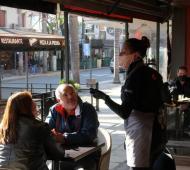 Bares y restaurantes serán los únicos puntos de encuentro habilitados.