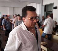 Barragán quedó internado en una clínica psiquiátrica.