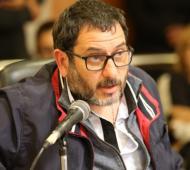 Diego Barralle ganó la elección