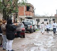 Reabrió el Barrio José Luis Cabezas entre Berisso y Ensenada