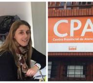 Sallaber brindó detalles sobre el proyecto elevado a Provincia para que se designen profesionales al CPA. Foto: Prensa