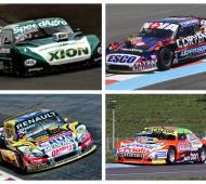 Los candidatos al título son Rossi, Ardusso, Canapino y castellano. Foto: Prensa