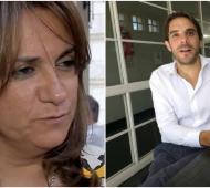 Manuel Passaglia y Érica Revilla cerraron por encima del 15% el cuerdo paritario con su trabajadores. Foto: LN1