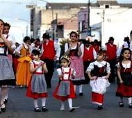 Berisso: 42º Fiesta Provincial del Inmigrante