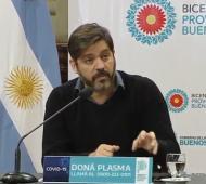 Bianco en conferencia de prensa