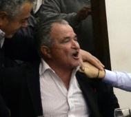 Juan Biscay protagonizó un escándalo en San Fernando. Foto: ZNV