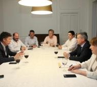 Cambio Federal es conducido por Gustavo Posse y Emilio Monzo