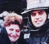 Boca homenajea a bombero nacido en Bahía Blanca que murió en el atentado a las Torres Gemelas