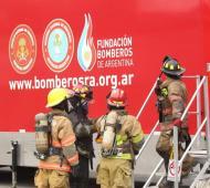 En distintos cuarteles, protestaron contra un posible recorte de subsidios. Foto: Prensa
