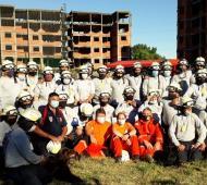Bomberos de Ituzaingó podrán ser convocados por Naciones Unidas