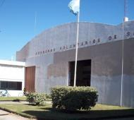 Cuartel de Bomberos de Santa Teresita