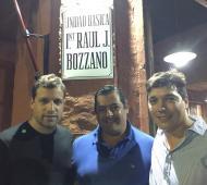 Maipú: Homenajearon al exintendente Raúl Bozzano y le pusieron su nombre al PJ local