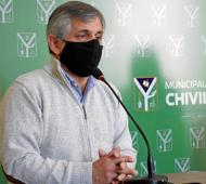 """El intendente Guillermo Britos lanzó """"Mejor Vivir"""""""