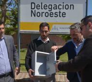 """Bahía Blanca comenzó la instalación de """"buzones antinarco"""""""