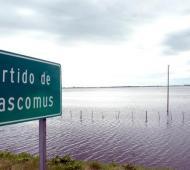 La inundación en Chascomús obligó a evacuar a 250 personas.