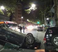 Cada cuatro horas, una persona muere por accidente de tránsito. Foto: Prensa